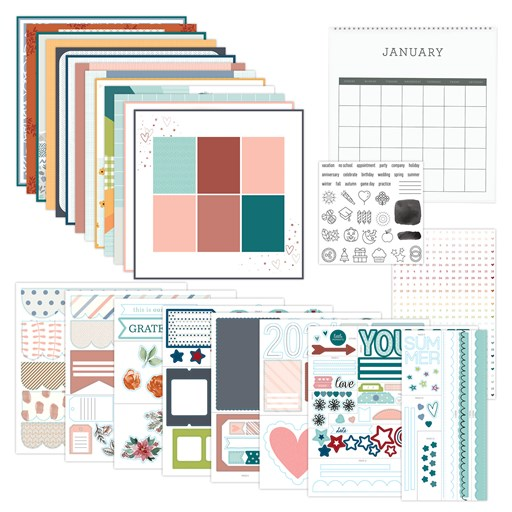 Moments like These Calendar Kit (CC10208)
