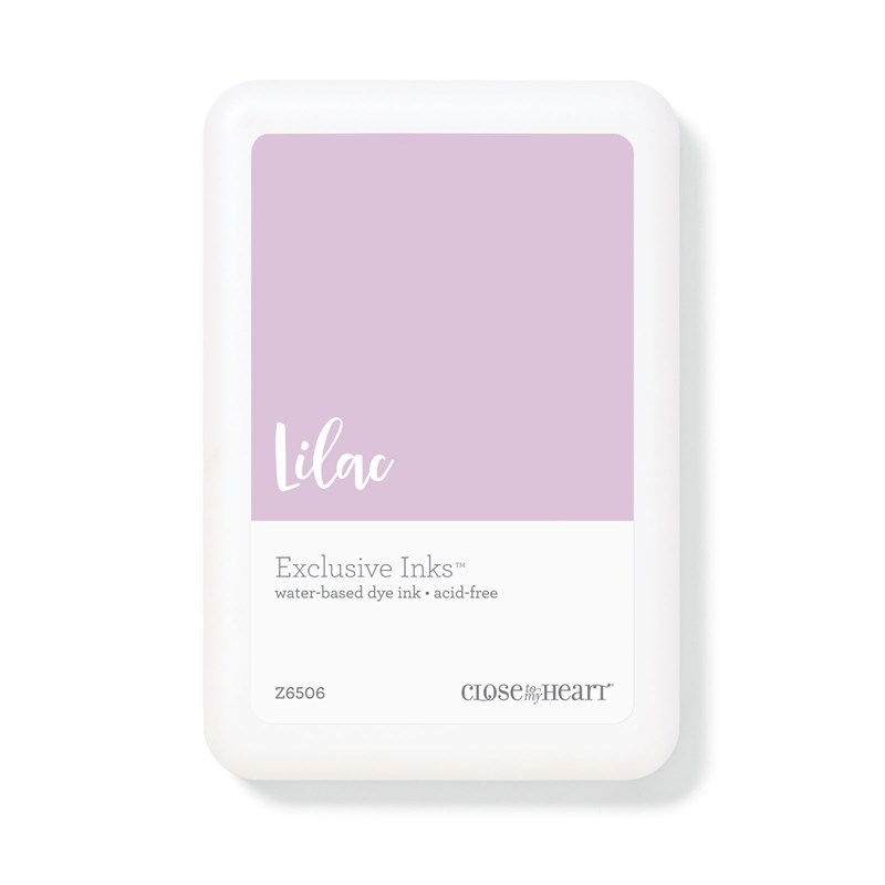 Lilac Exclusive Inks™ Stamp Pad