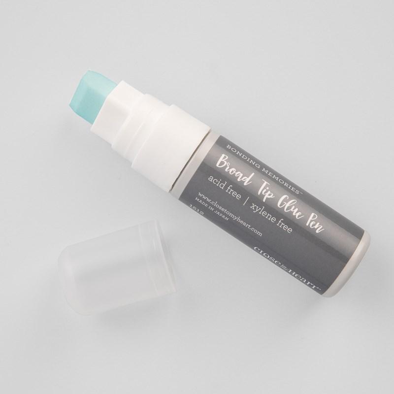 Broad Tip Glue Pen