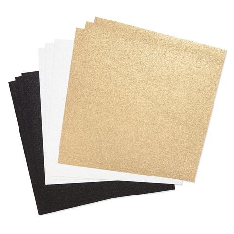 Glitter Paper Bundle (CC1252)