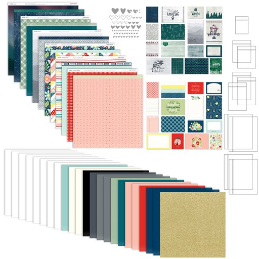 National Scrapbooking Day Scrapbooking Bundle (CC7215)