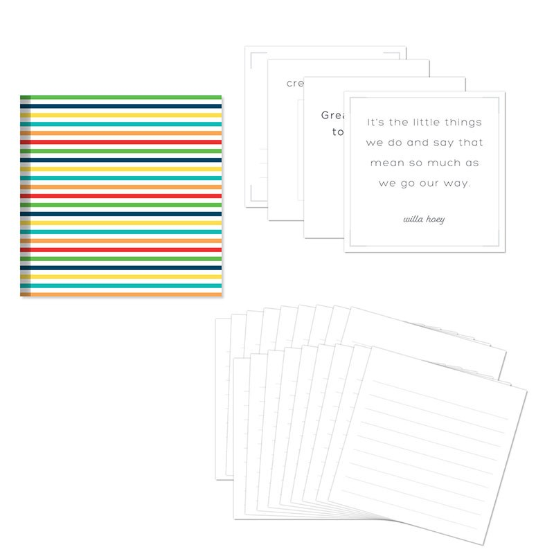 Story by Stacy™ Story Starter Workshop Kit—Stripes
