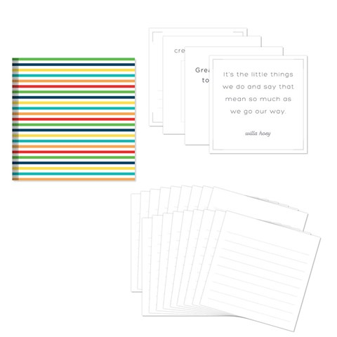 Story by Stacy™ Story Starter Workshop Kit—Stripes (Z4209)