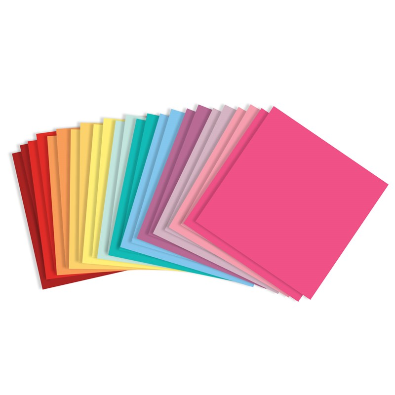 Custom Cardstock Pack--24 Sheet