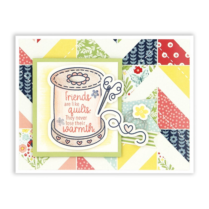 Stitched Together Cardmaking Workshop Kit