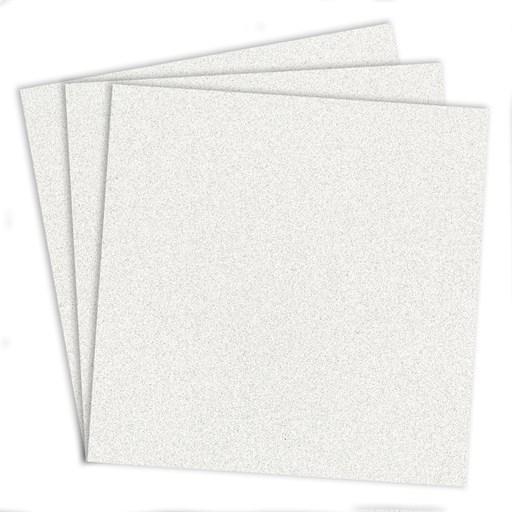 White Glitter Paper (Z3237)