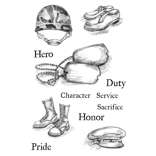 Hero's Pride (C1315)