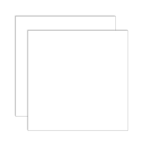 White Daisy Cardstock Bundle (CC121890)