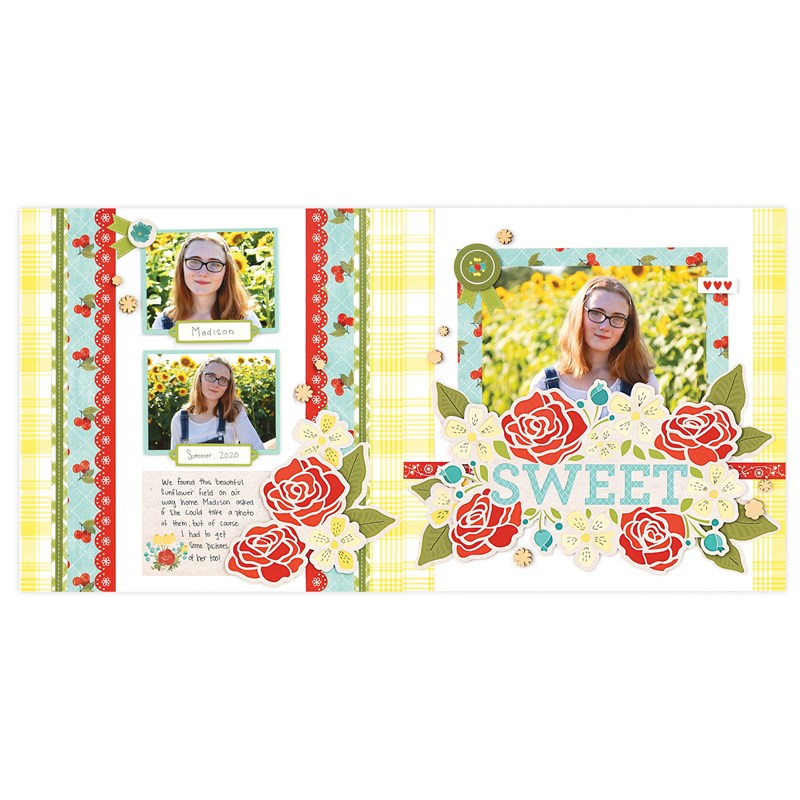 Eat Play Love Scrapbooking Workshop Kit (without Memory Protectors™)
