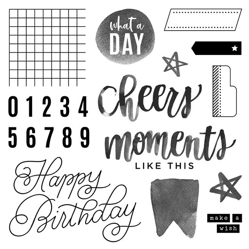 Celebrate Today—Scrapbooking (D1903)