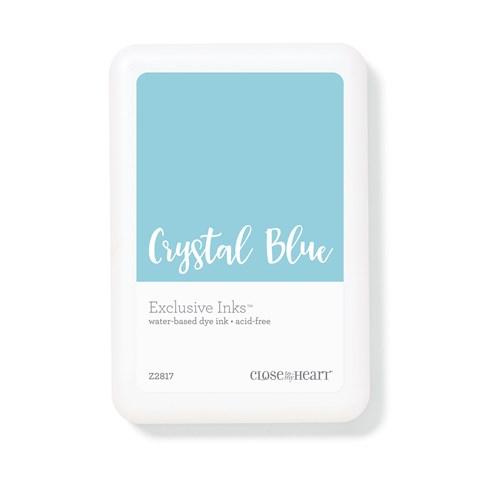 Crystal Blue Exclusive Inks™ Stamp Pad (Z2817)