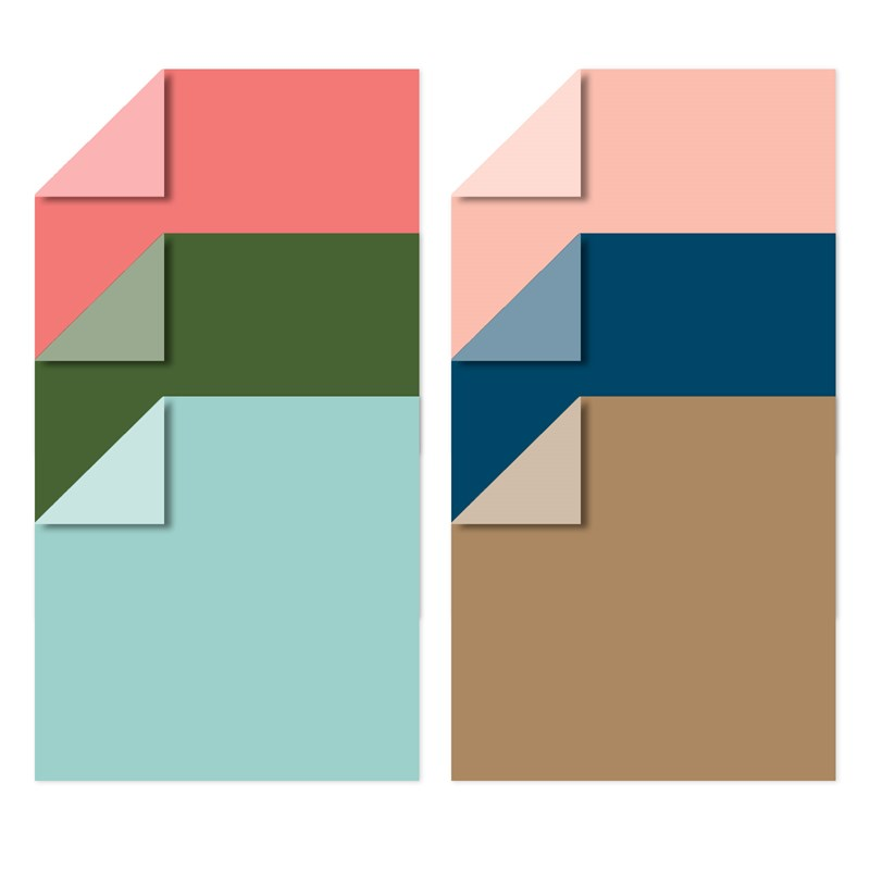 Mix-in Coordinating Cardstock