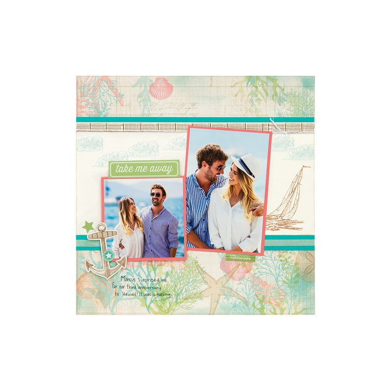 Seaside Workshop Kit without Stamp Set