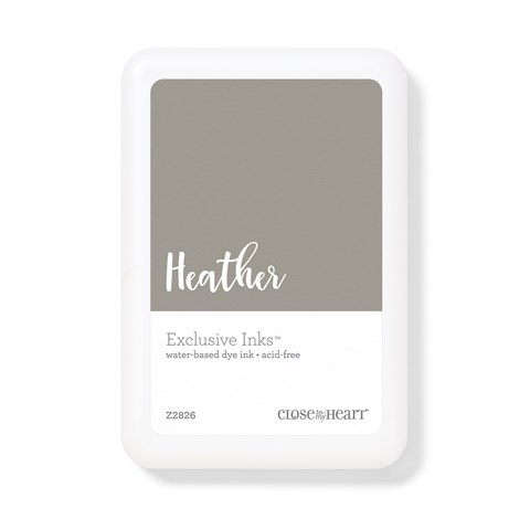 Heather Exclusive Inks™ Stamp Pad (Z2826)