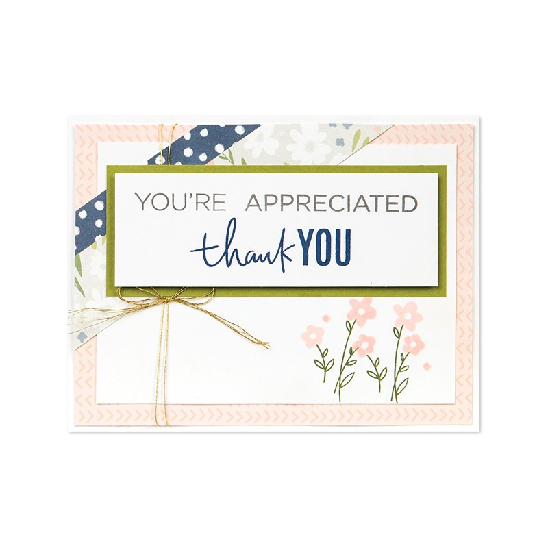 Workshops Your Way® Grateful for You Cardmaking Kit