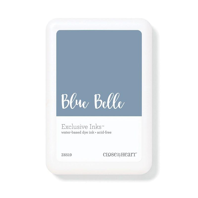 Blue Belle Stamp Pad