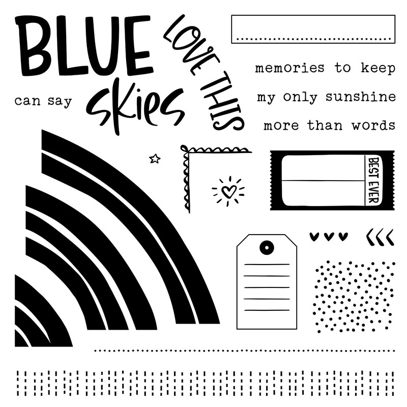 Blue Skies Product Bundle