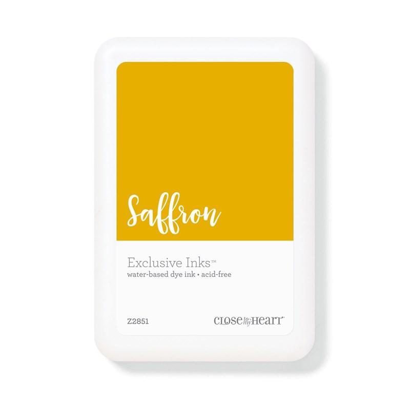 Saffron Stamp Pad