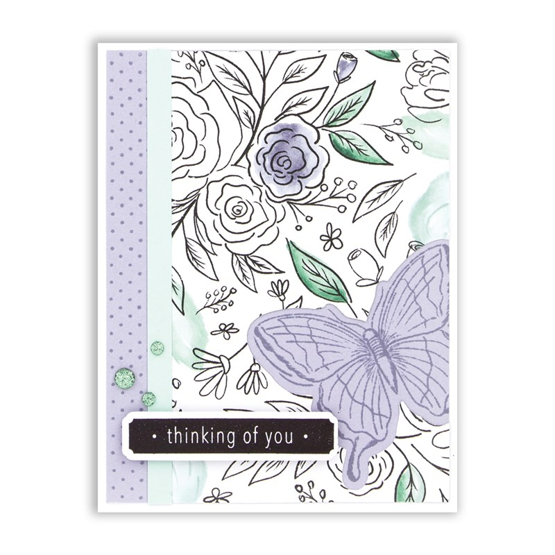 Every Little Thing Cardmaking Workshop Kit