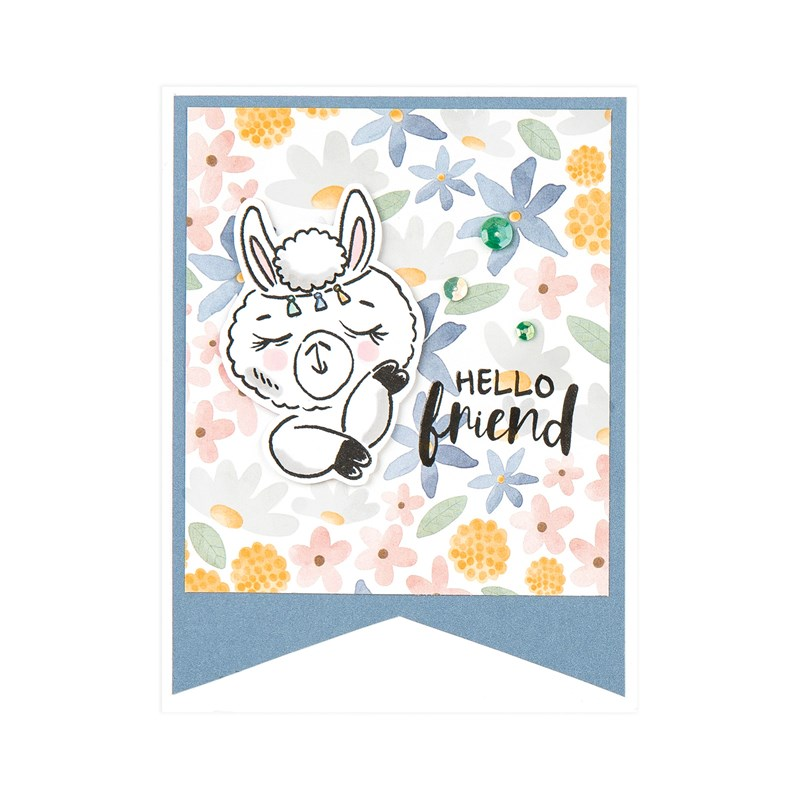 Sending You Hugs Cardmaking Workshop Kit