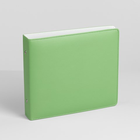 "Green Apple 6"" x 6"" Everyday™ Life Album (Z5311)"