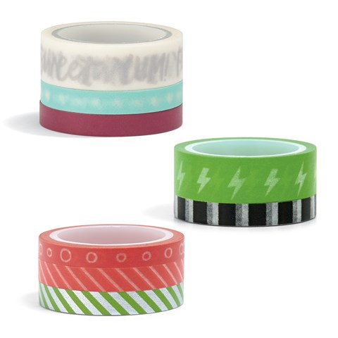 Washi Tape Bundle (CC121889)
