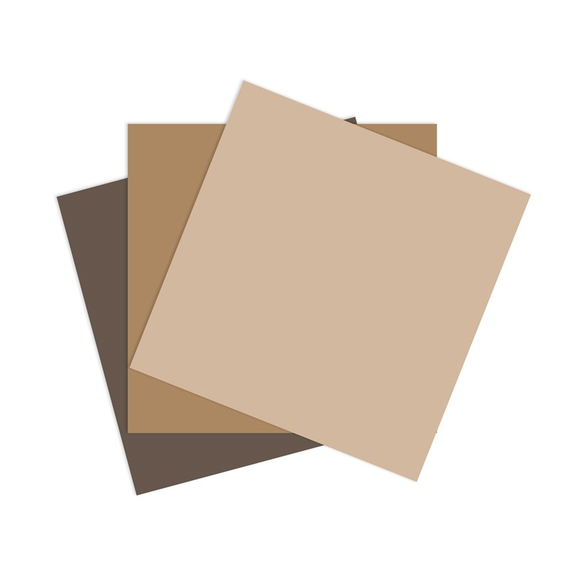 Brown Cardstock Bundle (CC32113)