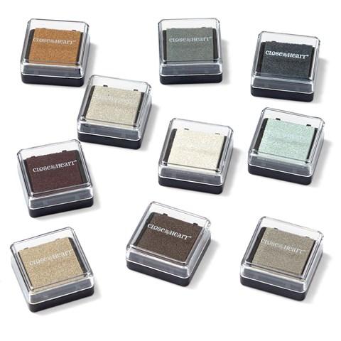 Basics Exclusive Inks™ Mini Pigment Pad Set (Z2509)