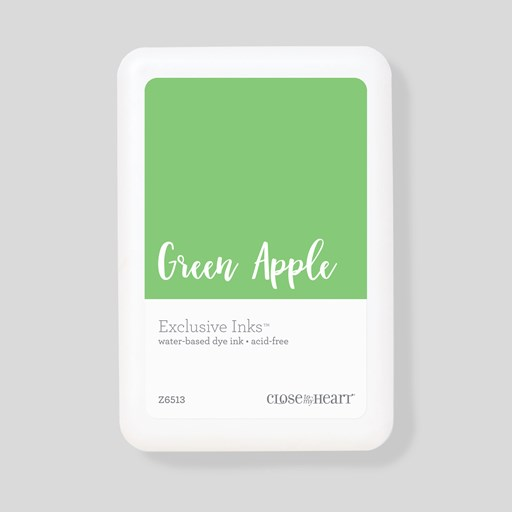Green Apple Exclusive Inks™ Stamp Pad (Z6513)