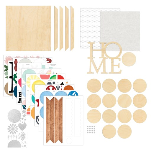 Home Sweet Home Frame Kit (CC2101)