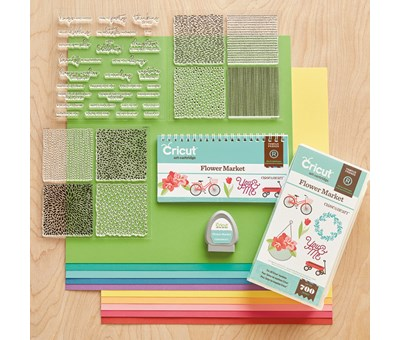 Cricut® Flower Market Collection